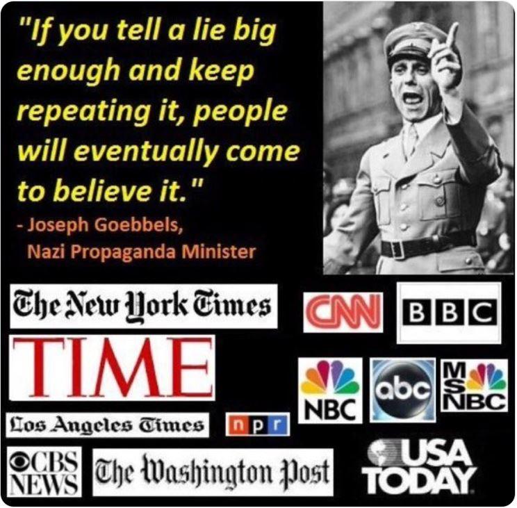 werking van propaganda