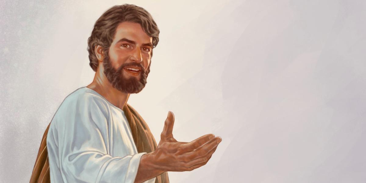 Jezus volmaakte mens