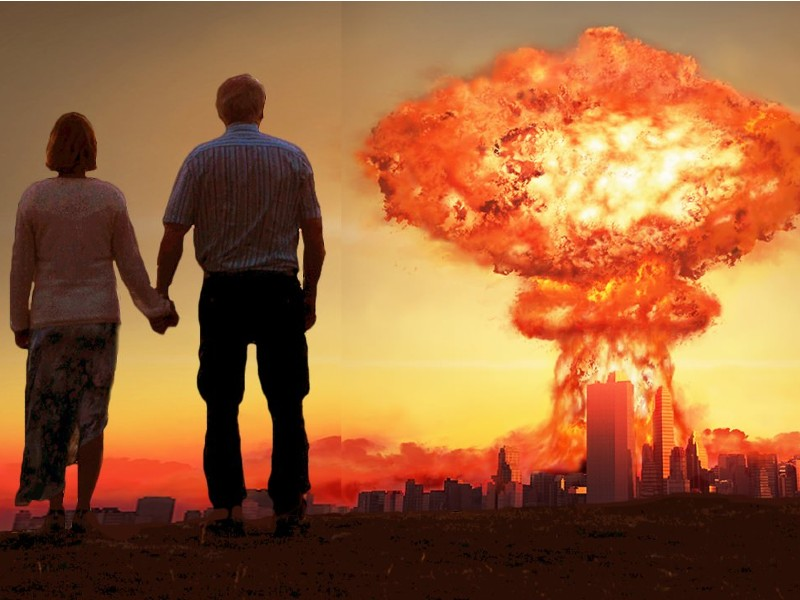 apocalyptische taferelen