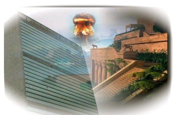 opkomst van Babylon